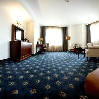 Executive Double Suite with City View