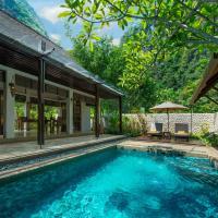 Garden Villa with Private Pool (No Children Allowed)