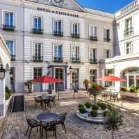 Hotel Pictures: Aigle Noir Hôtel, Fontainebleau