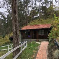 Hotel Pictures: Cabañas Truchas Cocora, Romerales