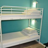 Double Room with Bunk Bed without Window