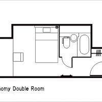 Economy Double Room - Non-Smoking