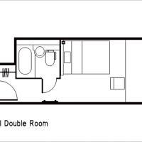 Small Double Room - Non-Smoking
