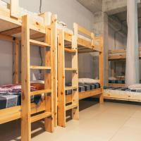 Bed in 24-Bed Dormitory Room