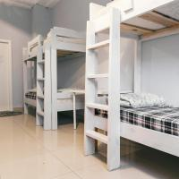 Bunk Bed in 26-Bed Mixed Dormitory Room