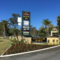 Hotel Pictures: Kempsey Rose Motor Inn, Kempsey