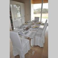 Four-Bedroom Villa with Patio