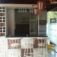 The Kulawi Villa Kaca Besar Puncak