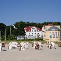 Hotel Pictures: Ferienwohnungen am Strandhotel Bansiner Hof, Bansin