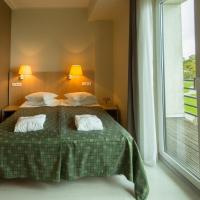 Superior Double Room with Spa Access and Balcony