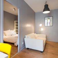 Hotel Pictures: Luckey Homes Apartments - Rue Seguin, Lyon