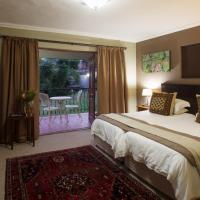 Deluxe King Room with Garden View