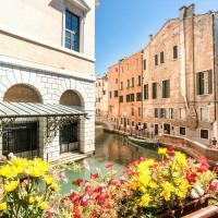 Three-Bedroom Apartment with Canal View