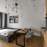 Studio Apartment with Terrace