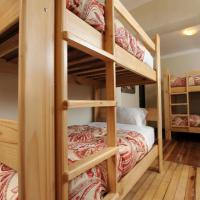 Bunk Bed in Mixed Dormitory Room with Private Bathroom (4 Adults)