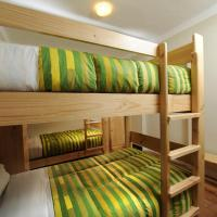 Bunk Bed in Mixed Dormitory Room with Shared Bathroom (4 Adults)