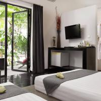 Deluxe Twin Room with Balcony - Round Trip Transfers