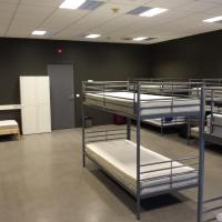 Bunk Bed in 18-Bed Mixed Dormitory Room
