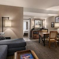 Two Room Suite with Two Double Beds - Mobility/Hearing Accessible