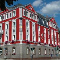 Hotelbilleder: Hotel Strauss, Hof