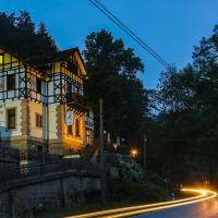 Hotelbilleder: Hotel Pension Waldhäusl, Bad Schandau