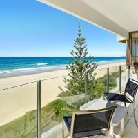 Deluxe Three-Bedroom Apartment with Ocean View (4 Stars) - A
