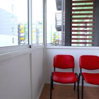 Apartment with Balcony - Sofyi Kovalevskoy 16
