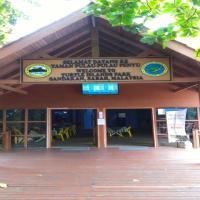 Selingan Turtle Island