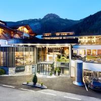 Hotel Pictures: Wellnesshotel Lürzerhof, Untertauern