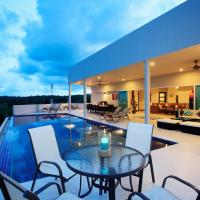 Eight-Bedroom Villa with Private Pool
