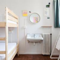 Twin Room (Bunk Bed) with Shared Bathroom