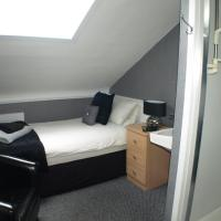 Single room with Shower and Shared Toilet