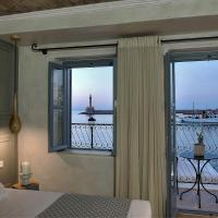 Superior Double Room with Venetian Harbour View
