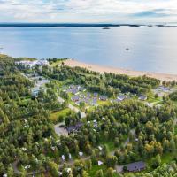 Hotel Pictures: Nallikari Lomakylä Camping, Oulu