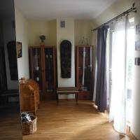 Pokój z łazienką i tarasem