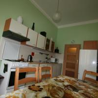 Two-Bedroom Apartment in T.G.Masarykova 13 street