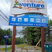 Hotel Pictures: Camping Aventure Mégantic, Lac-Mégantic