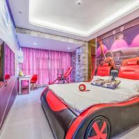 Zdjęcia hotelu: Sanya Fenglin Night Theme Hotel, Sanya