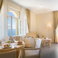Premium One-Bedroom Apartment with Sea View