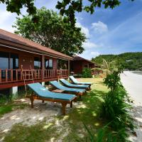 Two-Bedroom Beach Front Villa (First Row on the beach)