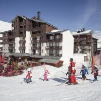 Hotel Pictures: Résidence Odalys Le Rond Point Des Pistes, Tignes