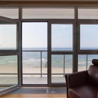 Executive Two-Bedroom Suite with Sea View