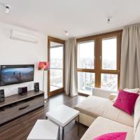 Luxury One-Bedroom Apartment 130
