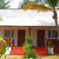 Couple Bungalow with Air conditioner and  Sea View