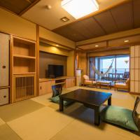 Renovated Japanese-Style Room with Terrace