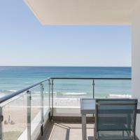 Three-Bedroom Apartment #5- Ocean Front at Darenay Building.