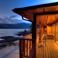 Two-Bedroom Cottage - Beach Front