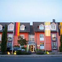 Hotelbilleder: Astralis Hotel Domizil, Walldorf