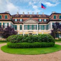 Hotelbilleder: Schloss Dennenlohe, Dennenlohe