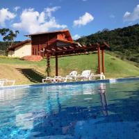 Hotel Pictures: Pousada Chalés Harmonia, Piracaia